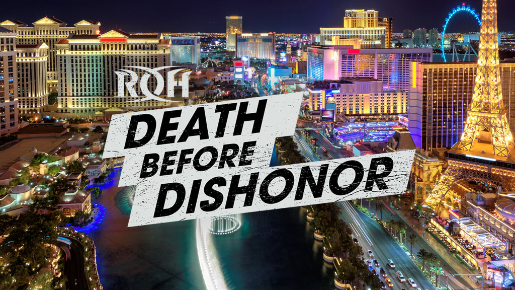 Image result for roh death before dishonor 2018
