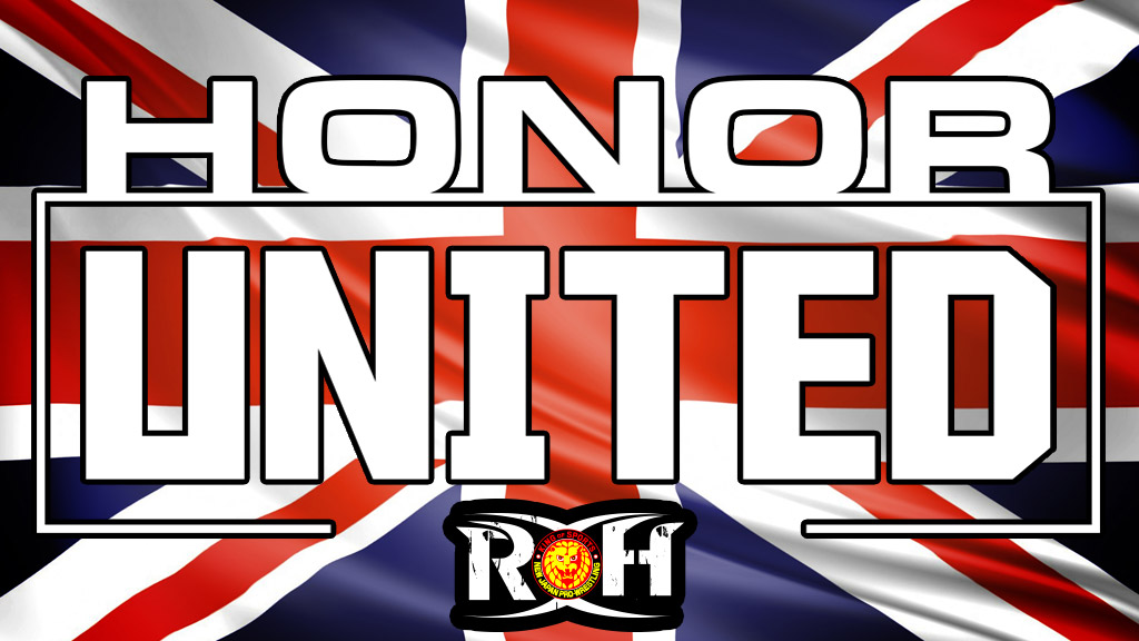 Image result for ring of honor honor united edinburgh