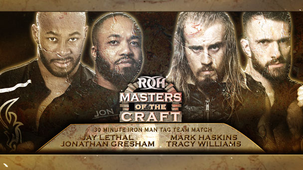Image result for roh masters of the craft 2019