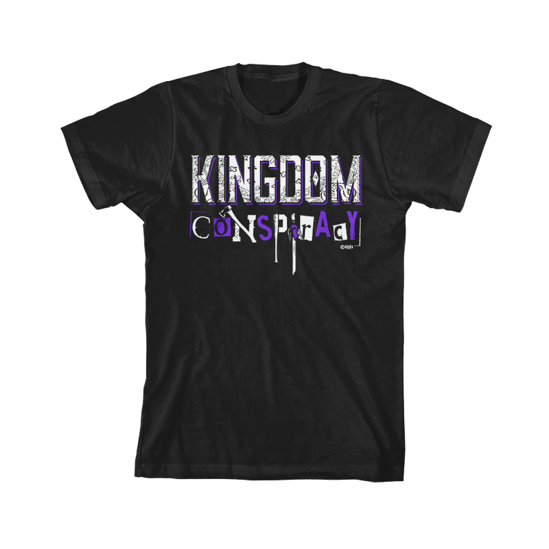 "KINGDOM ""CONSPIRACY"" T-SHIRT"