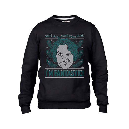 DALTON CASTLE UGLY HOLIDAY SWEATER