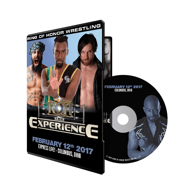 THE EXPERIENCE-COLUMBUS,OH (DVD)