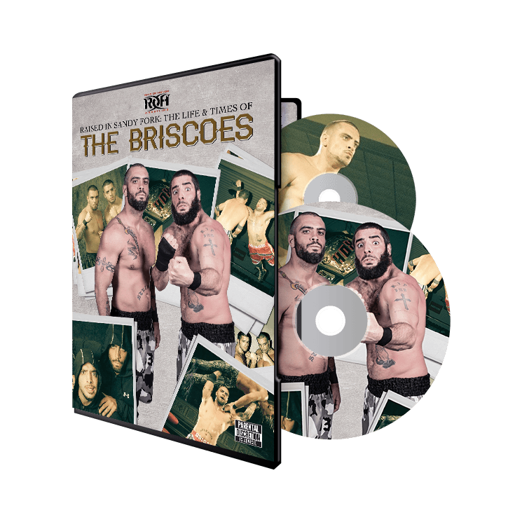 Raised in Sandy Fork: The Life & Times of the Briscoes (DVD)
