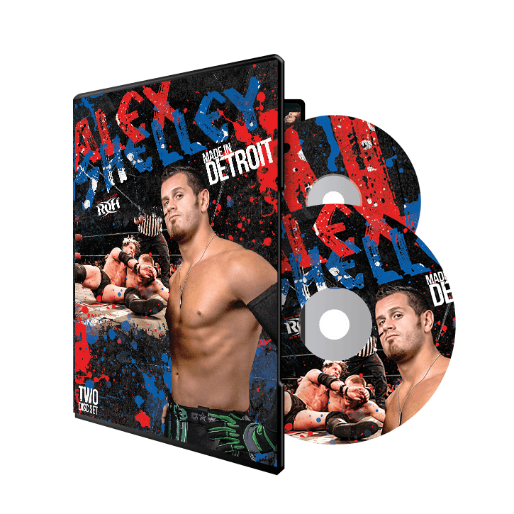 ALEX SHELLEY: MADE IN DETROIT (2 DISC SET)