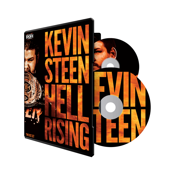 KEVIN STEEN: HELL RISING 2 DISC SET