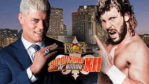 Image result for ROH Supercard Of Honor XII
