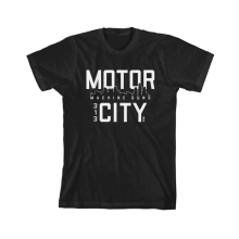MOTOR CITY MACHINE GUNS T-SHIRT 2017