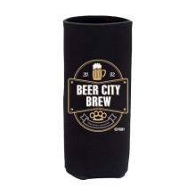 BEER CITY BREW 16OZ KOOZIE