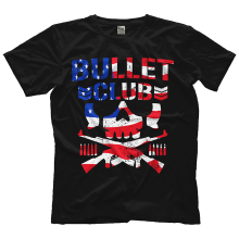 BULLET CLUB USA T-SHIRT