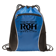 RING OF HONOR DRAWSTRING BAGS