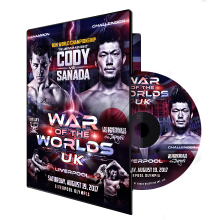 War of the Worlds UK: Liverpool 08/19/17