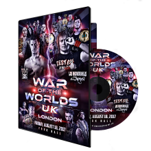 War of the Worlds UK: London 08/18/17