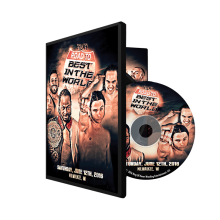 06/12/16 Road to BITW - Milwaukee, WI (DVD)
