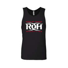 ROH LOGO TANK TOPS - MEN