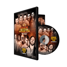 05/09/16 WAR OF THE WORLDS TOUR - DEARBORN, MI (DVD)
