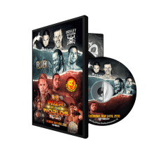 05/14/16 WAR OF THE WORLDS TOUR - NYC (DVD)