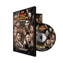 05/11/16 WAR OF THE WORLDS TOUR - TORONTO (DVD)