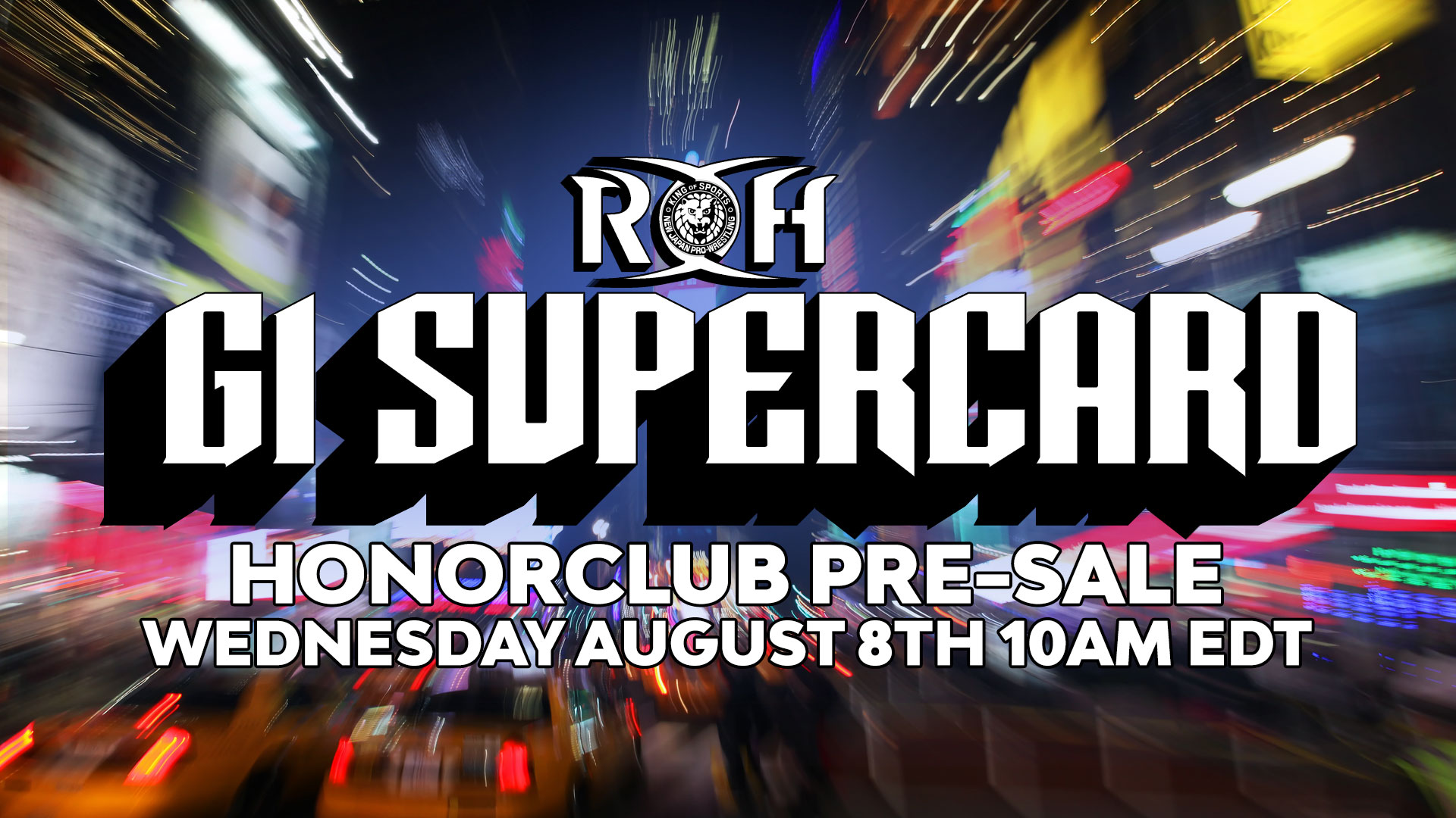 Join HonorClub By August 1 For First Access To G1 Supercard At MSG Tickets